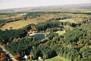 Village essénien de l'Érable. <p>Québec, Canada</p>
