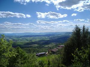Village de Terranova.<p>Aveyron, France</p>